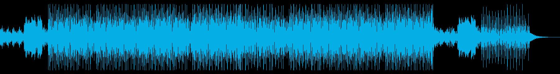 店舗BGMに。ディープハウスギターソロ無の再生済みの波形