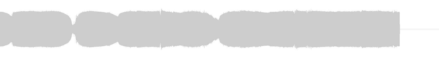 チューニング;古いスタイルのSFラ...の未再生の波形