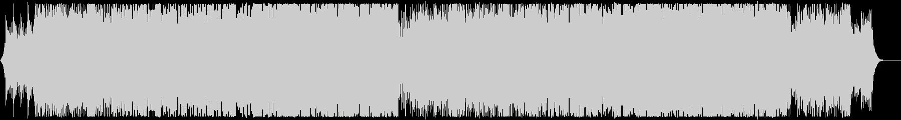 X`mas 結婚 バイオリンメロ生アコギの未再生の波形