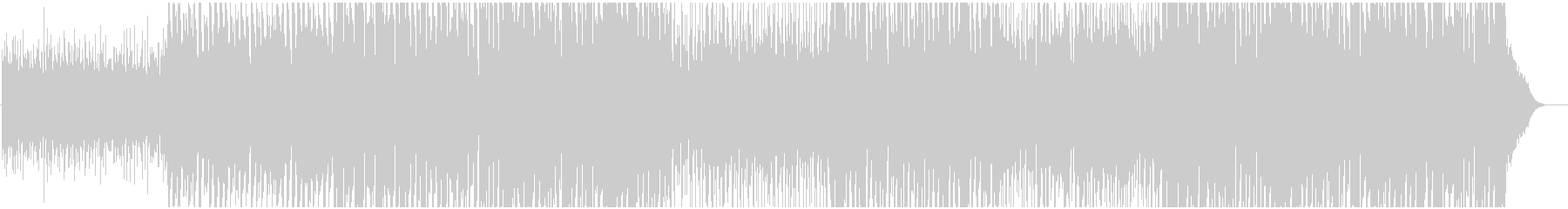 吹き替え、プレゼンテーション、ビデ...の未再生の波形