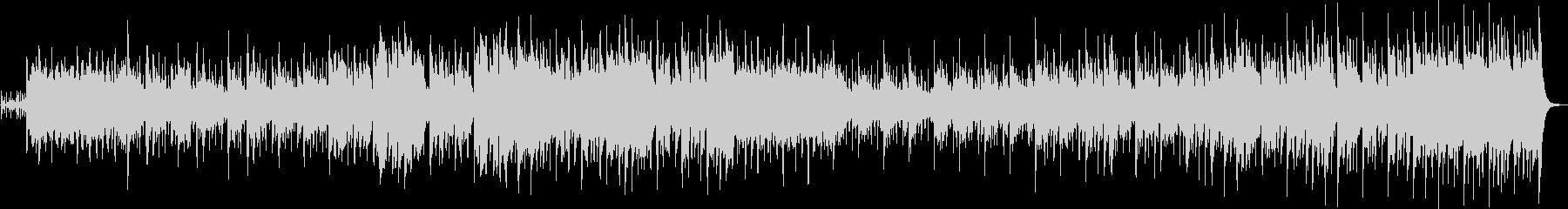 アンデス系ケルトとチターの民族音楽風の未再生の波形