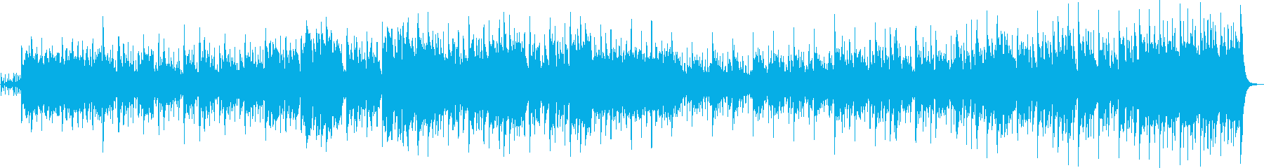 アンデス系ケルトとチターの民族音楽風の再生済みの波形