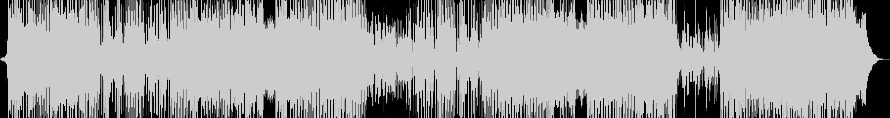 スリラーシンセ・疾走ビート ギター無の未再生の波形