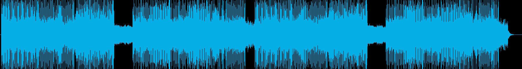 POWER ROCK、激しい 314の再生済みの波形