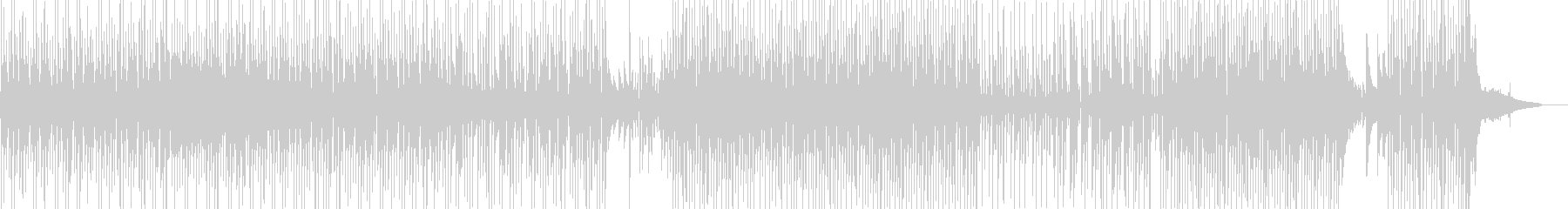 ウクレレ&アコギ・後半軽快 日常作品にの未再生の波形