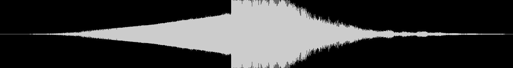 【映画】 シネマティック ライザー 08の未再生の波形