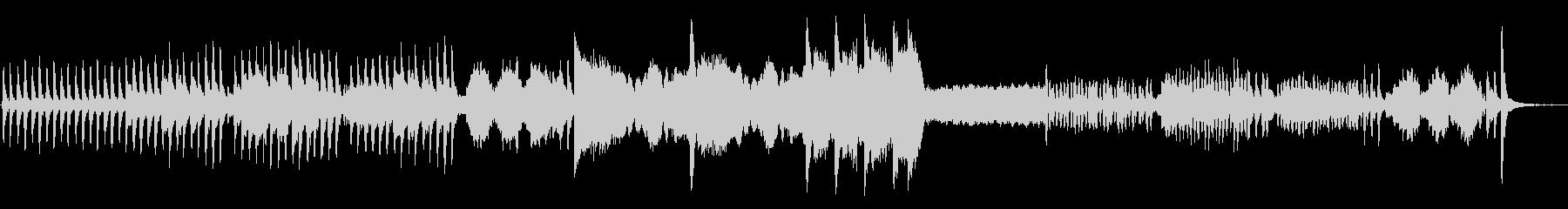 金平糖の精の踊り02(フルオケLP版)の未再生の波形