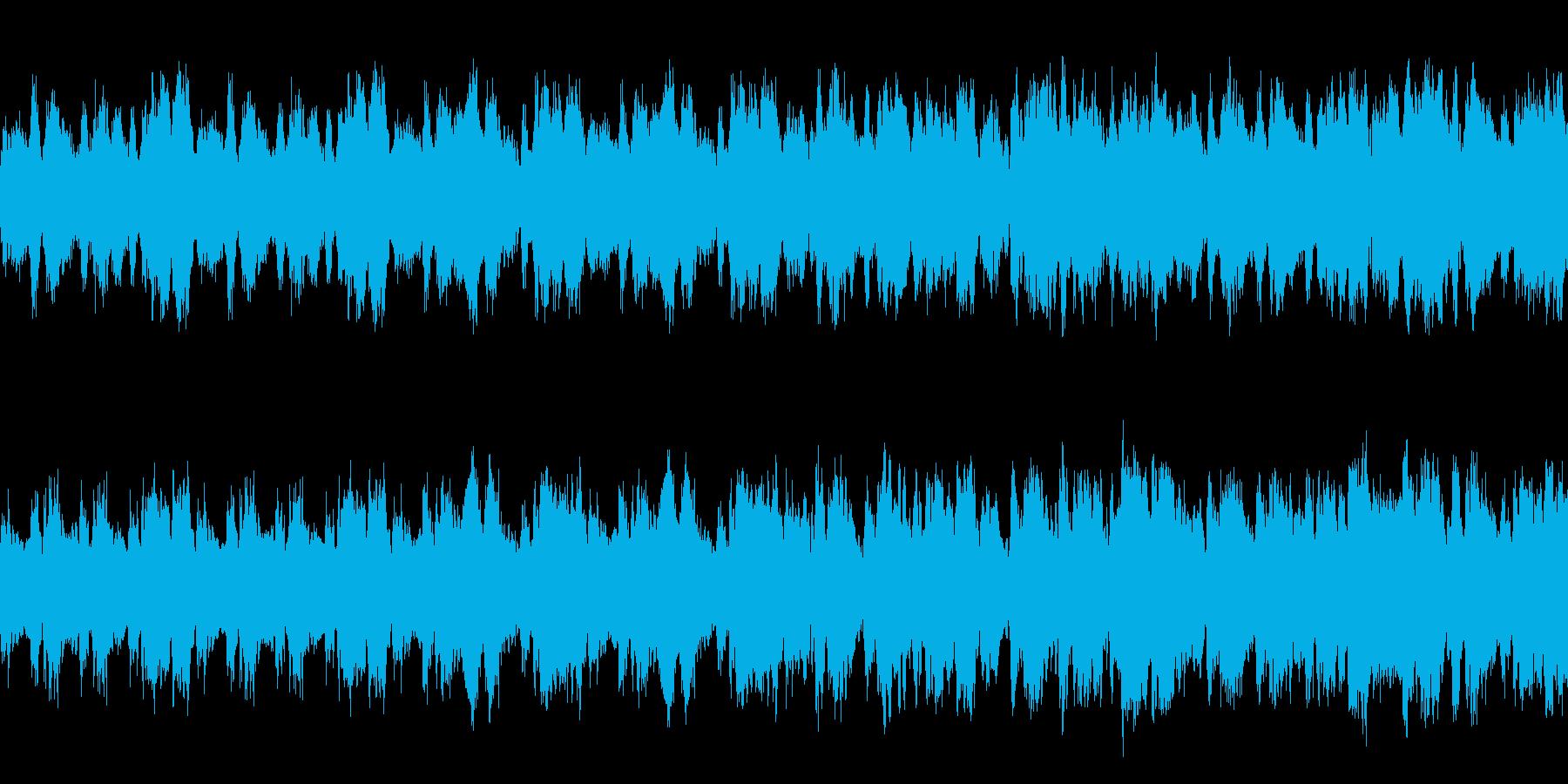 コミカル オーケストラ風 ループの再生済みの波形
