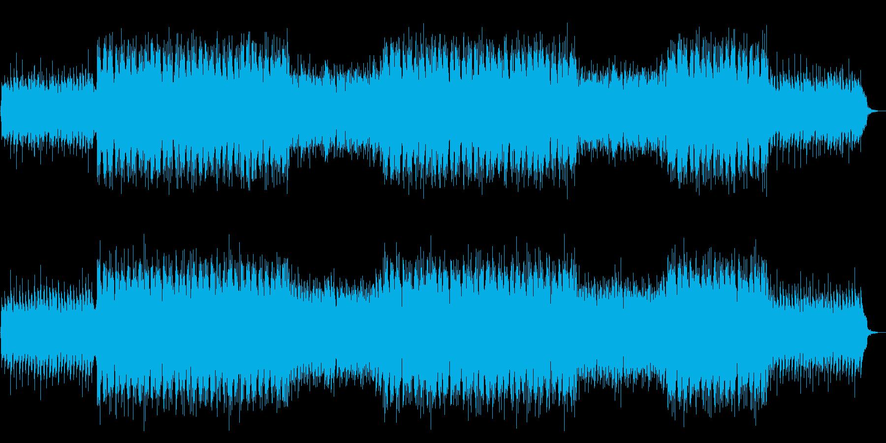 【生篠笛】リラックスした和風ヒップホップの再生済みの波形