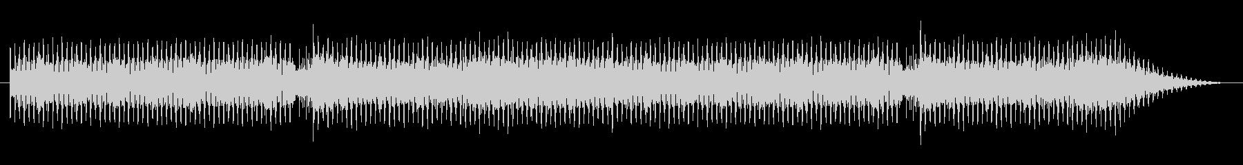 ショートBGM:トランス・メカニカルの未再生の波形