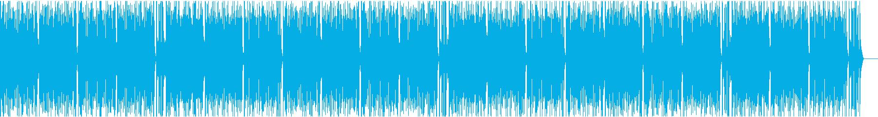 Fashionable cool's reproduced waveform