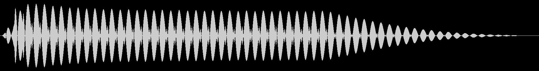 往年のRPG風 コマンド音 シリーズ 1の未再生の波形