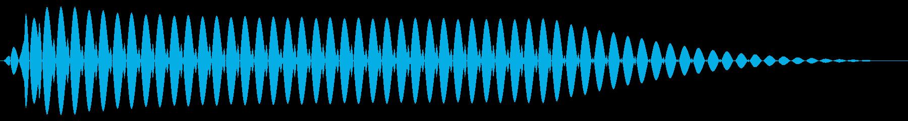 往年のRPG風 コマンド音 シリーズ 1の再生済みの波形