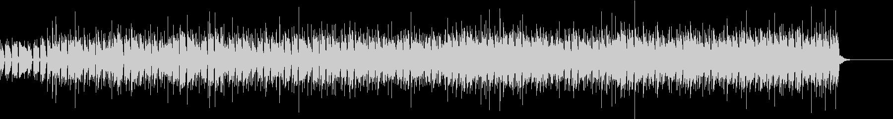 BassとGtのR&Bなセッション風の未再生の波形