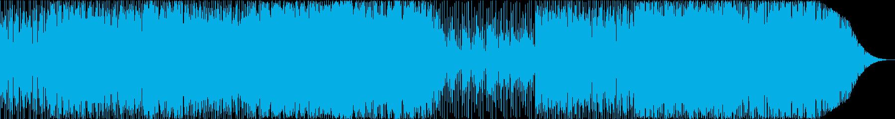 リリカルなバイオリンをフューチャーの再生済みの波形