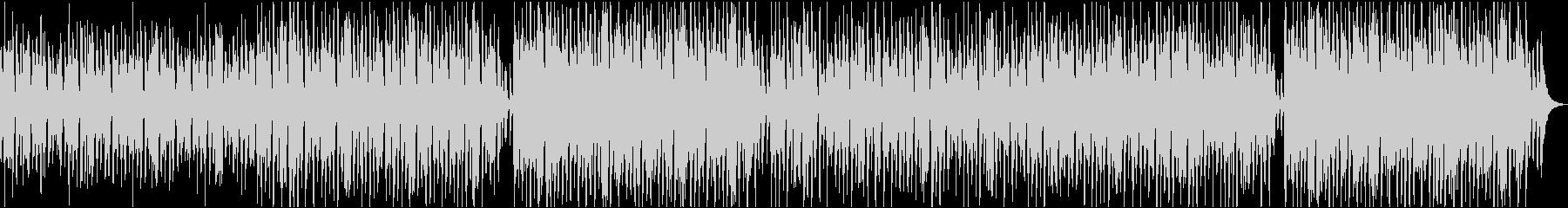 Inspiring Recorderの未再生の波形