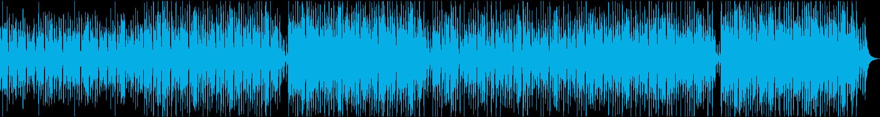 Inspiring Recorderの再生済みの波形
