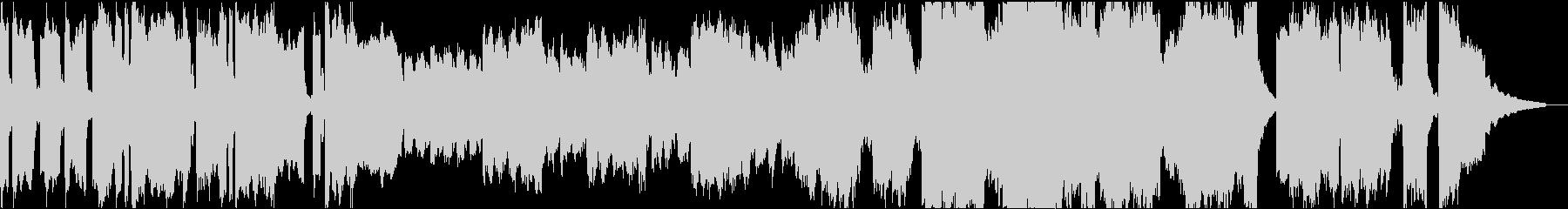 ムソルグスキー 組曲「展覧会の絵」 6の未再生の波形