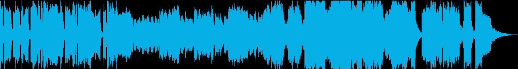ムソルグスキー 組曲「展覧会の絵」 6の再生済みの波形
