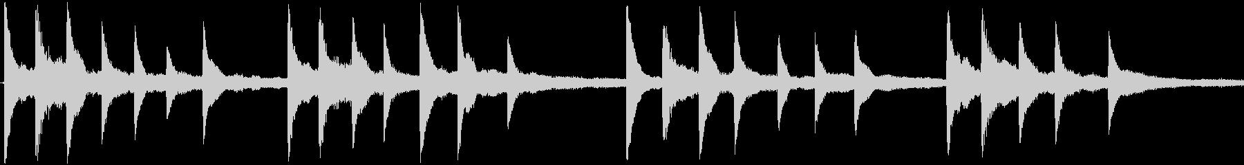 ピアノをメインにしたブランドイメージC…の未再生の波形