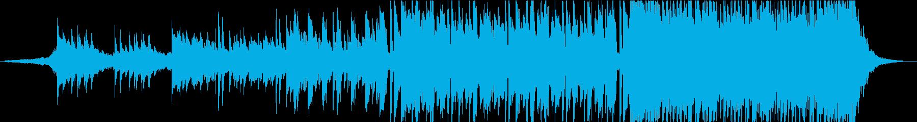 可愛いライブ入場SE_CMにも 60秒の再生済みの波形