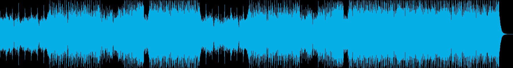 Husky voice, POPS, tropical's reproduced waveform