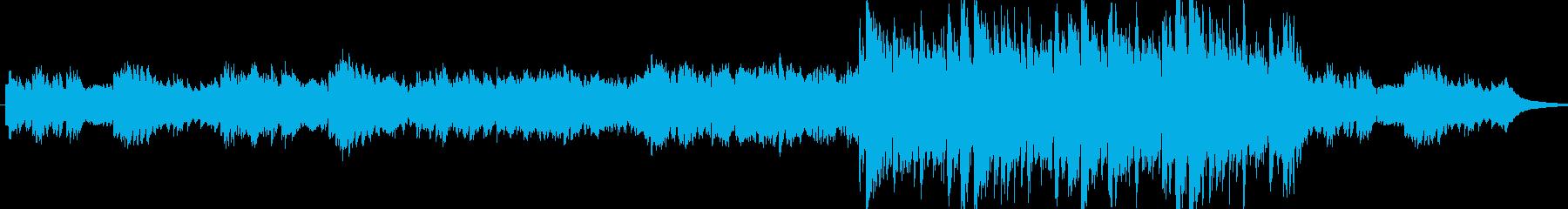 動画 センチメンタル 感情的 楽し...の再生済みの波形