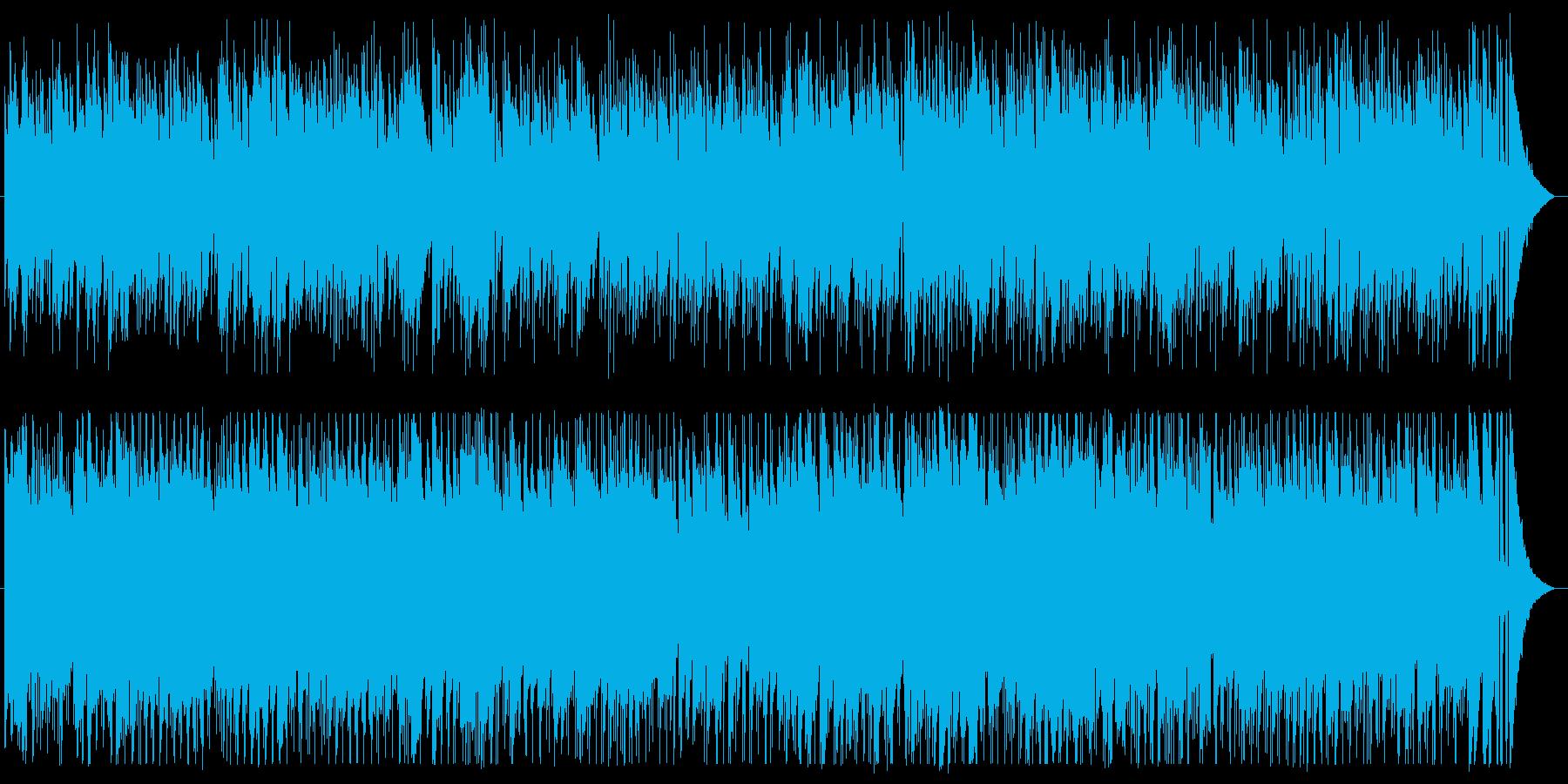 もろびとこぞりて(acoustic)の再生済みの波形