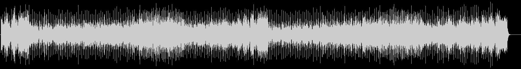 スピーチのBGMに最適なフュージョンの未再生の波形