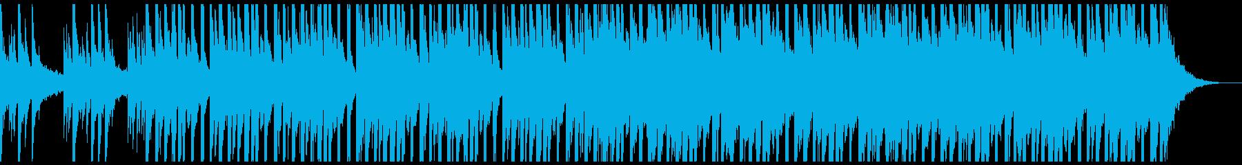 ティーン ポップ テクノ ハウス ...の再生済みの波形