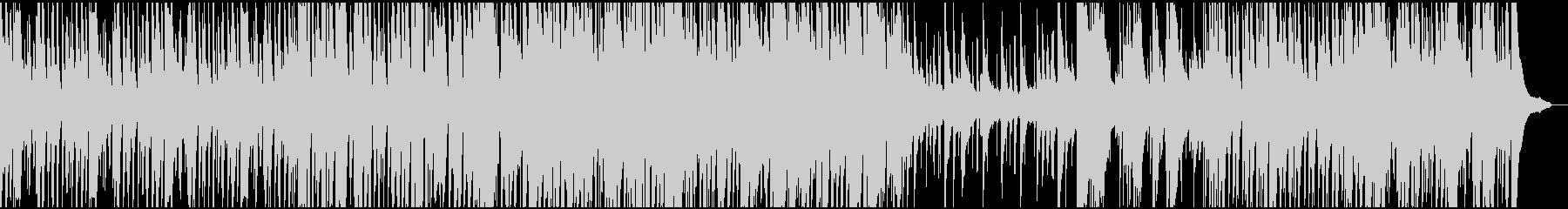 3分間のトリオジャズ+リード2種の未再生の波形