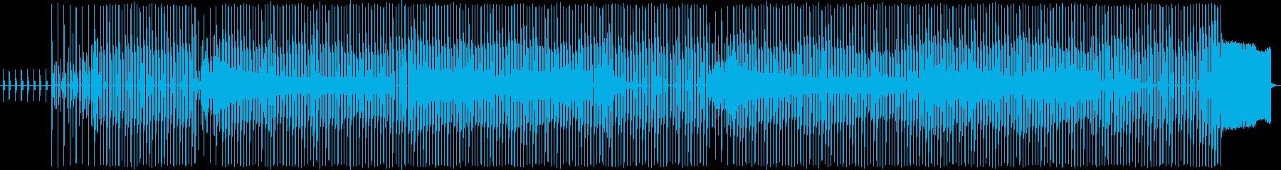 【キッズ動画向け】楽しいファミコンポップの再生済みの波形