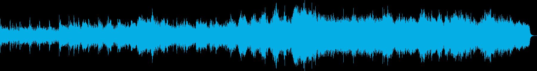 印象的なストリングスの切ないバラードの再生済みの波形