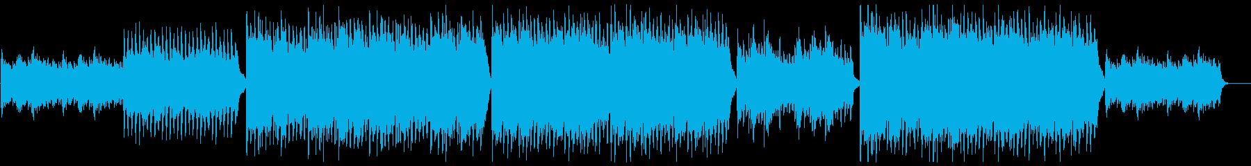 現代的で前向きなバイオリン:フルx1の再生済みの波形