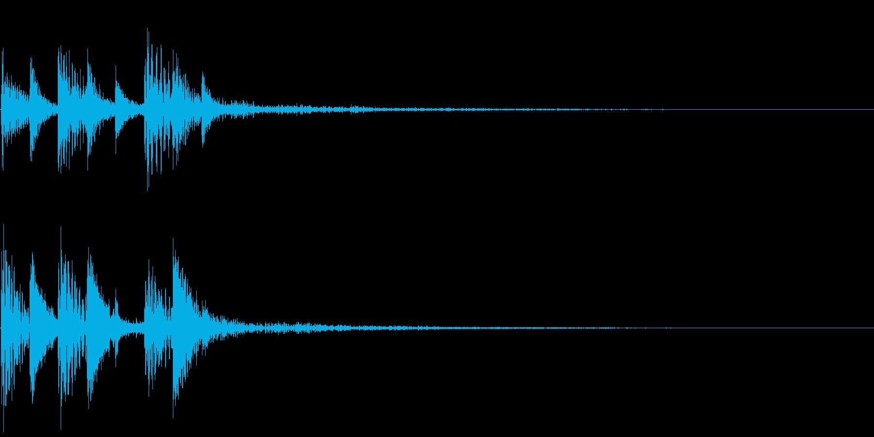 未来的・決定・空気感・取得167の再生済みの波形