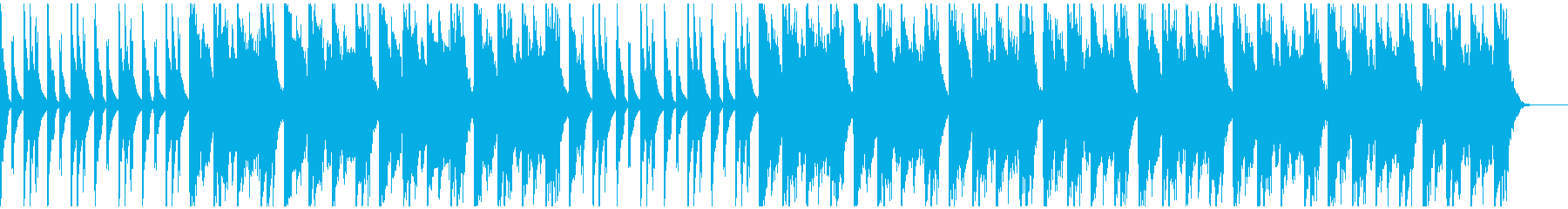 勇壮クラップ&ストンプ&コーラスアンセムの再生済みの波形