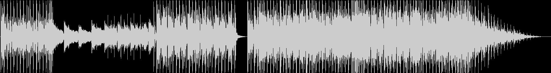 キラキラ/シティポップ_No461_3の未再生の波形