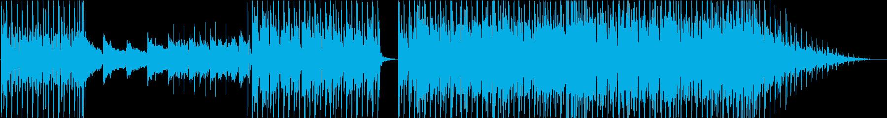 キラキラ/シティポップ_No461_3の再生済みの波形