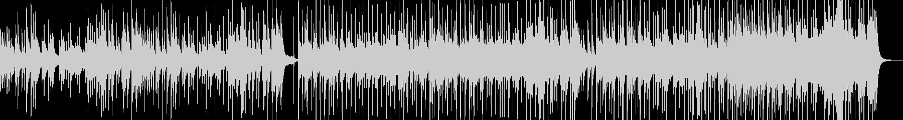切ないピアノ、小編成で囲むバラードの未再生の波形