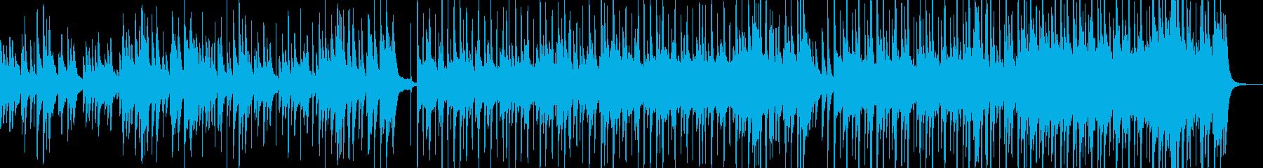 切ないピアノ、小編成で囲むバラードの再生済みの波形