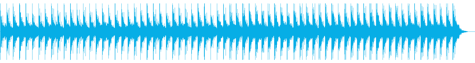 [Without Percus] BGM for news commentary's reproduced waveform