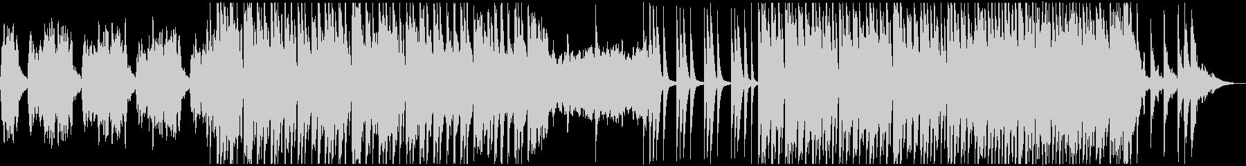 アラビアンなあやしげ官能的なBGMの未再生の波形