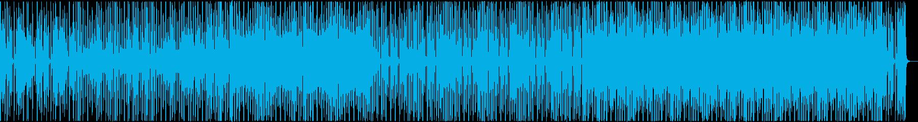 レゲエ研究所お祝い夏ビーチパーティ...の再生済みの波形