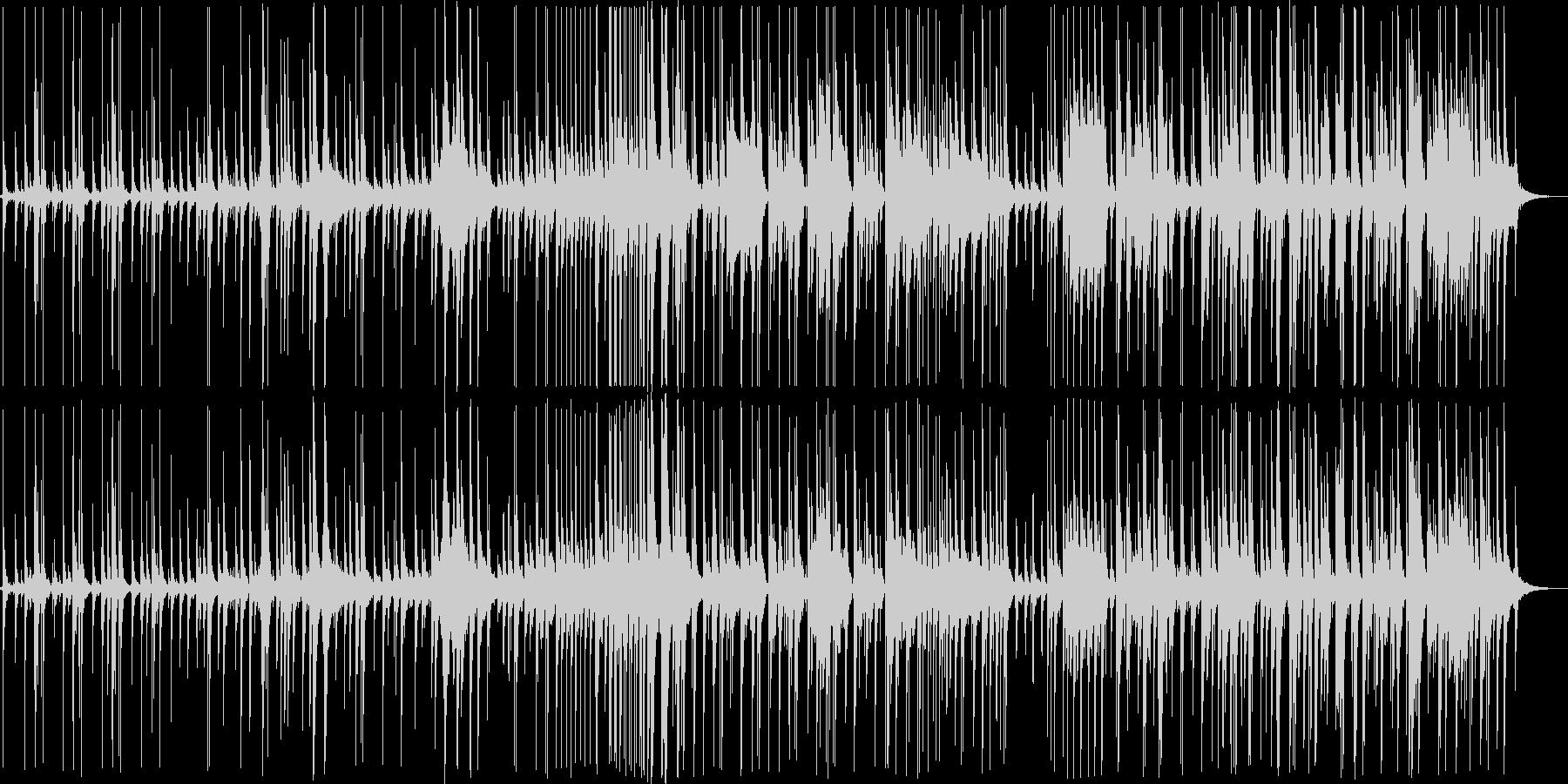デュオサックス、ドラム。スイングと...の未再生の波形