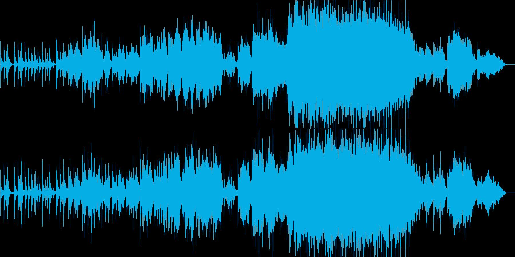 企業VP5 16bit48kHzVer.の再生済みの波形