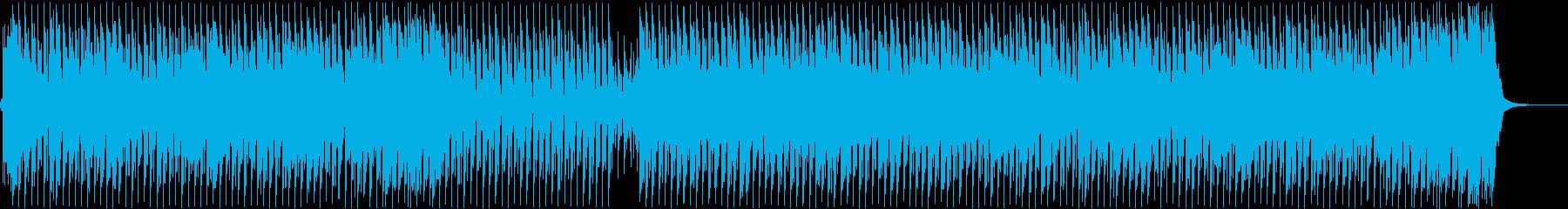 楽しい・ファンキー・ゲーム・宇宙の再生済みの波形