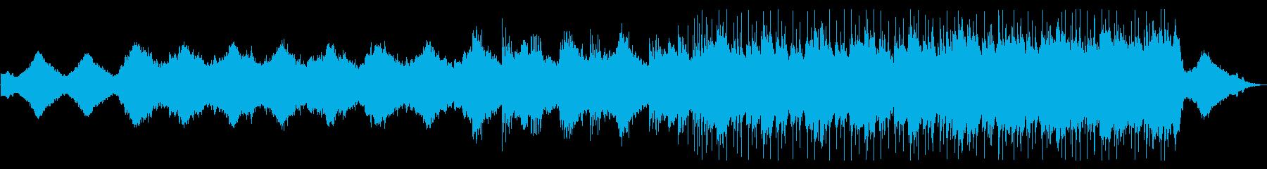 ハンスジマーオマージュのシネマティックの再生済みの波形