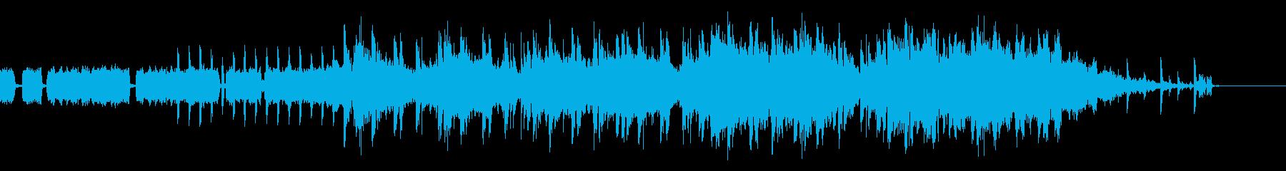 ロック最高の再生済みの波形