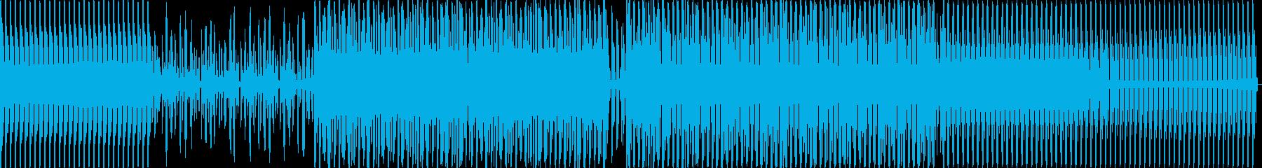 ミニマリストハウス。ベースとグルーヴ。の再生済みの波形
