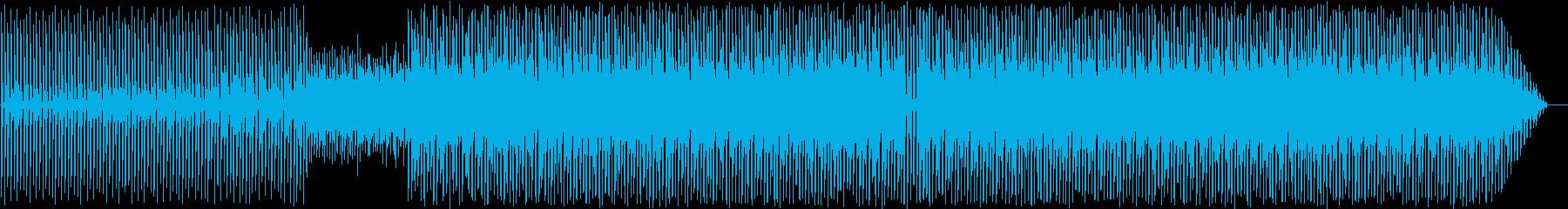 ダンス。メロディアスなピアノは、少...の再生済みの波形